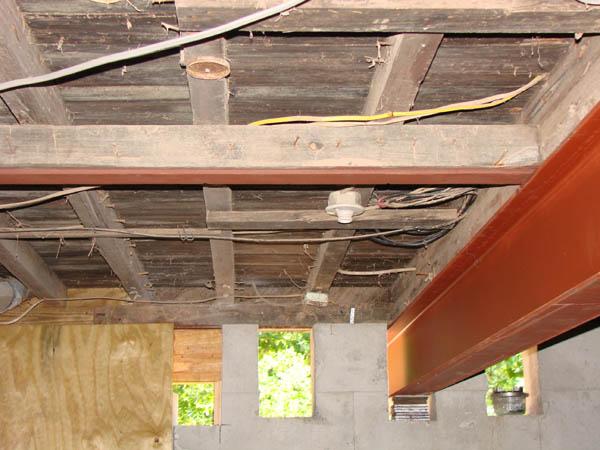 Garage Elevated House The Seeker